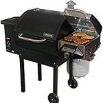 Camp chef smoke pro Dlx pellet grill review