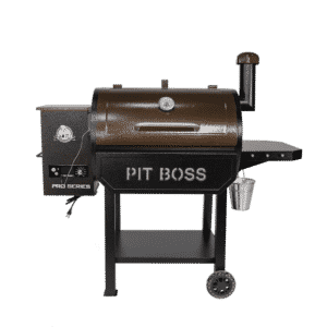 Pit Boss pro 820 review